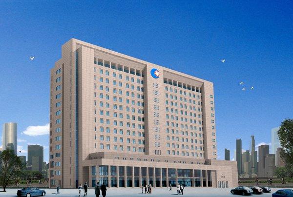 滨州市中心医院综合病房大楼工程