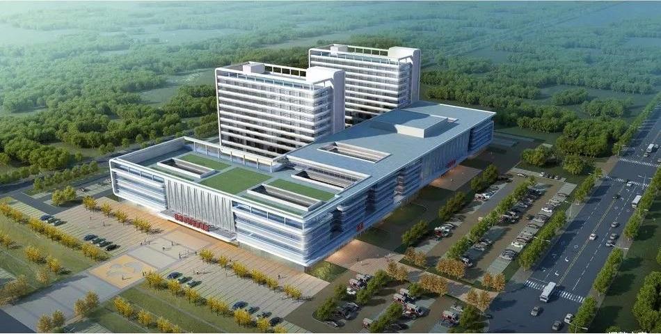 滨州市中医医院新院项目