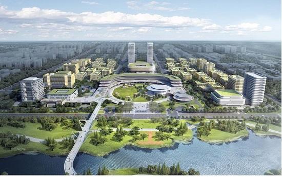 滨州市渤海先进技术研究院(一期)项目
