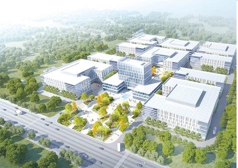 滨州惠众新型纺织服装及智能制造产业园项目