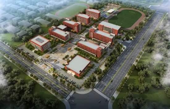 滨州实验学校南校区工程