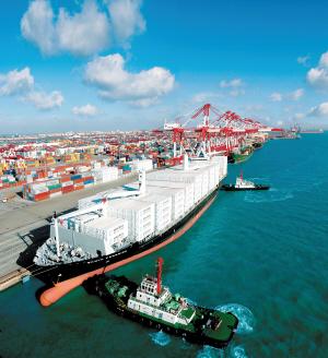 滨州港口工程