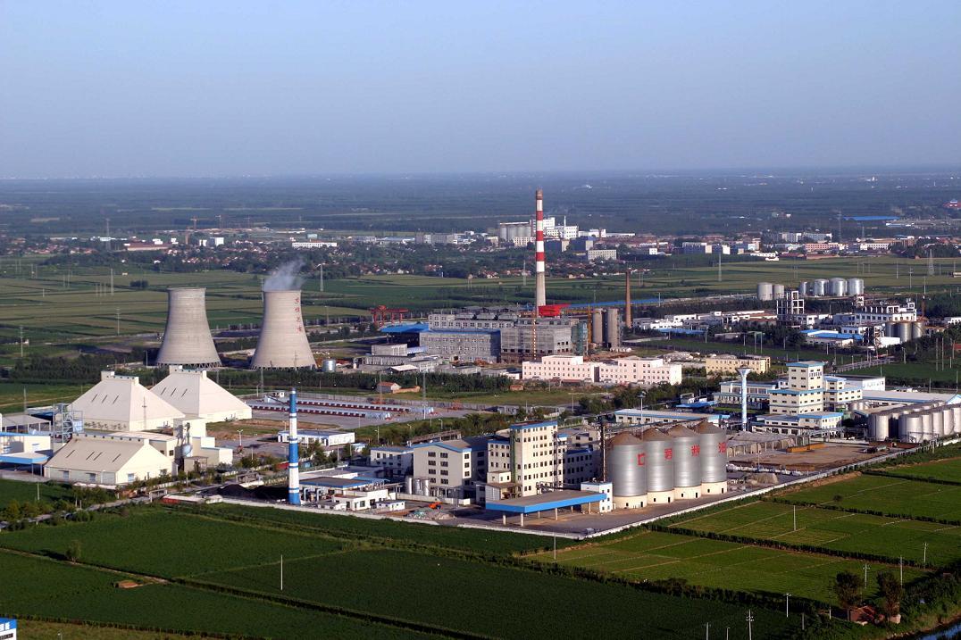 山东渤海油脂有限公司工程